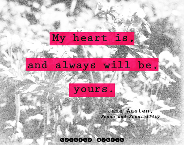 36 Forever Love Quotes - Curated Quotes