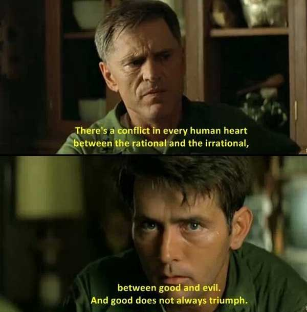 Apocalypse Now Picture Quote
