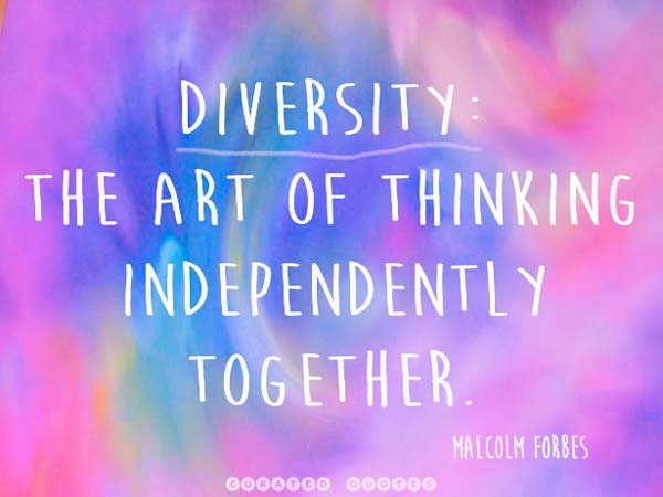The Art of Diversity