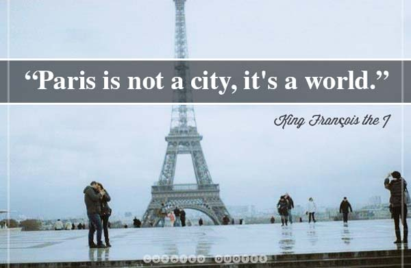 Paris City World