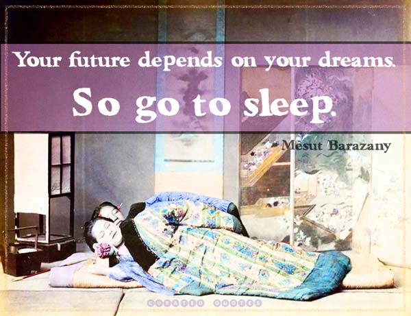 Future Dreams Sleep
