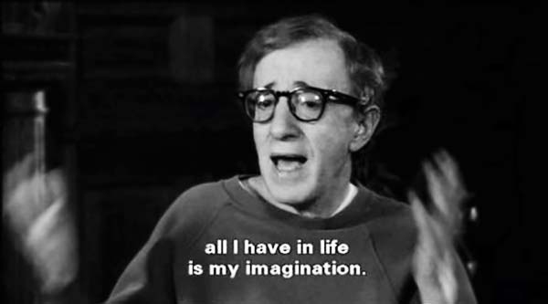 Imagination Woody Allen