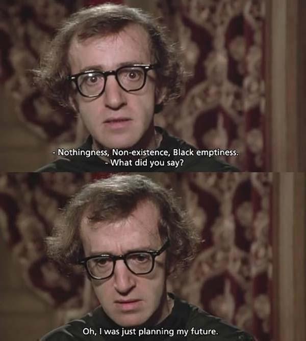 Woody Allen Future