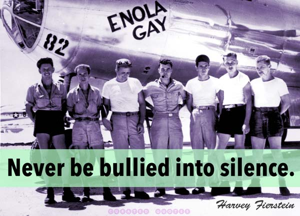 Never Be Bullied