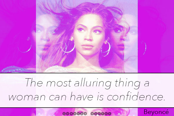 Beyoncé Confident Woman