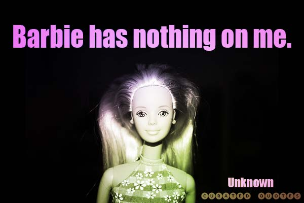 Badass Barbie