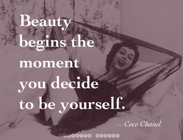 Be Yourself Beautiful