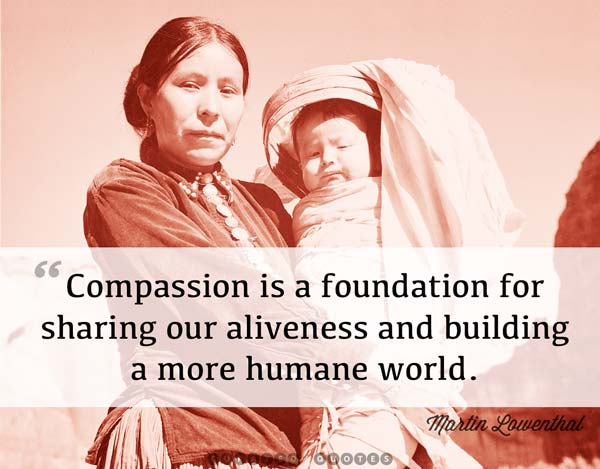 Compassion For The World