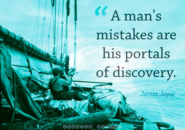 Mistakes Are Discovery