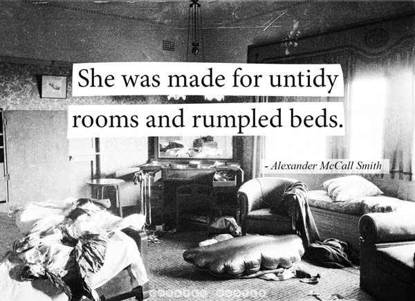In Rumpled Beds