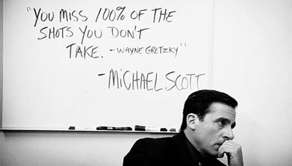 Michael Scott Quote