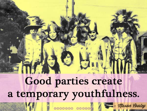 Good Parties Create Youth